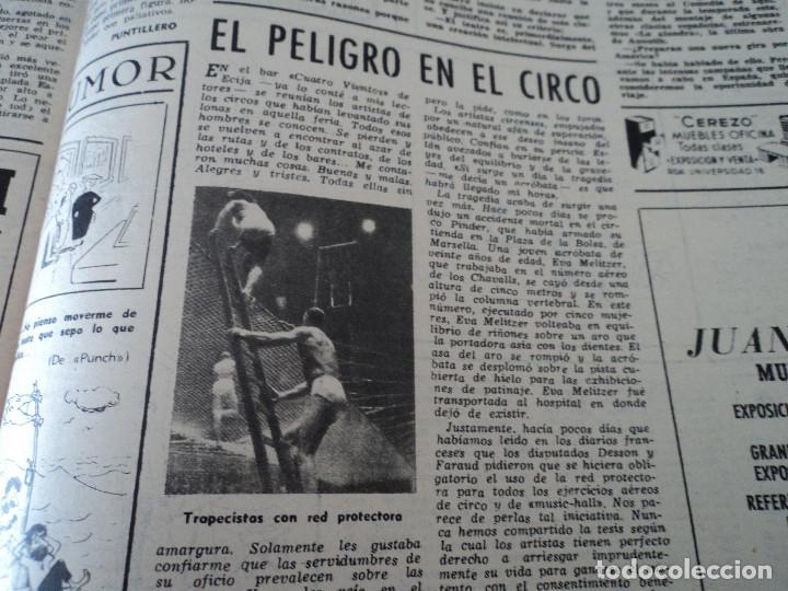 Coleccionismo de Revista Destino: REVISTA DESTINO Nº 882- 1954 TERMINÓ LA GUERRA EN GUATEMALA, ver fotos - Foto 8 - 192240647