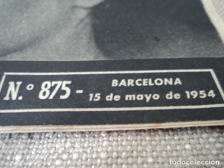 Coleccionismo de Revista Destino: REVISTA DESTINO Nº 875- 1954 EL PADRE PIERRE, ver fotos - Foto 2 - 192240723