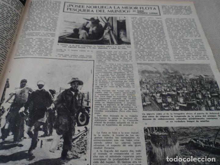 Coleccionismo de Revista Destino: REVISTA DESTINO Nº 875- 1954 EL PADRE PIERRE, ver fotos - Foto 5 - 192240723