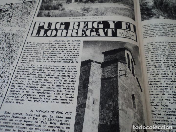 Coleccionismo de Revista Destino: REVISTA DESTINO Nº 875- 1954 EL PADRE PIERRE, ver fotos - Foto 8 - 192240723