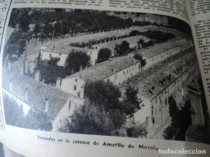 Coleccionismo de Revista Destino: REVISTA DESTINO Nº 875- 1954 EL PADRE PIERRE, ver fotos - Foto 9 - 192240723