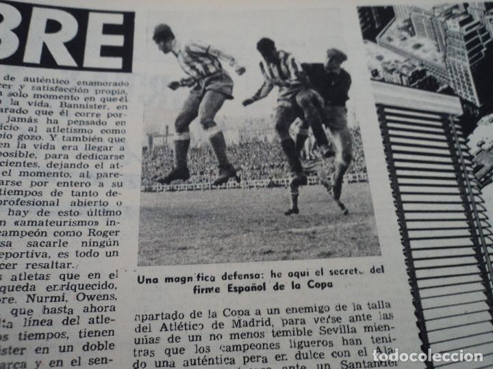Coleccionismo de Revista Destino: REVISTA DESTINO Nº 875- 1954 EL PADRE PIERRE, ver fotos - Foto 15 - 192240723