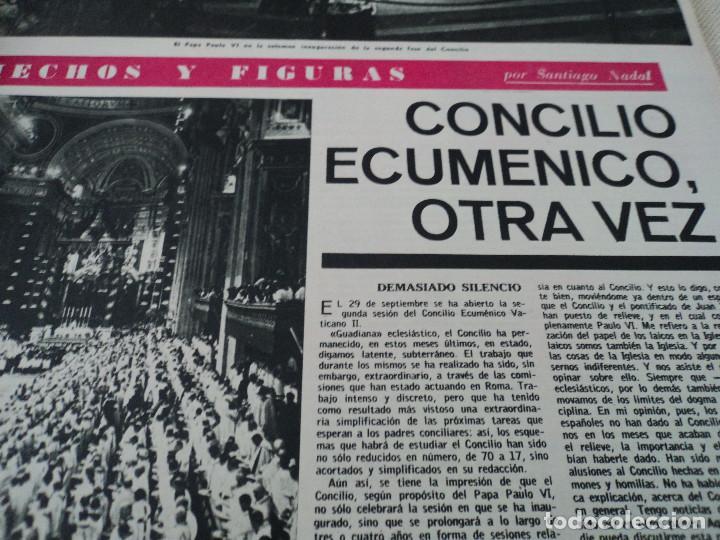 Coleccionismo de Revista Destino: REVISTA DESTINO LA VENDIMIA, RAINIERO Y MONTECARLO, ver fotos - Foto 3 - 192242576