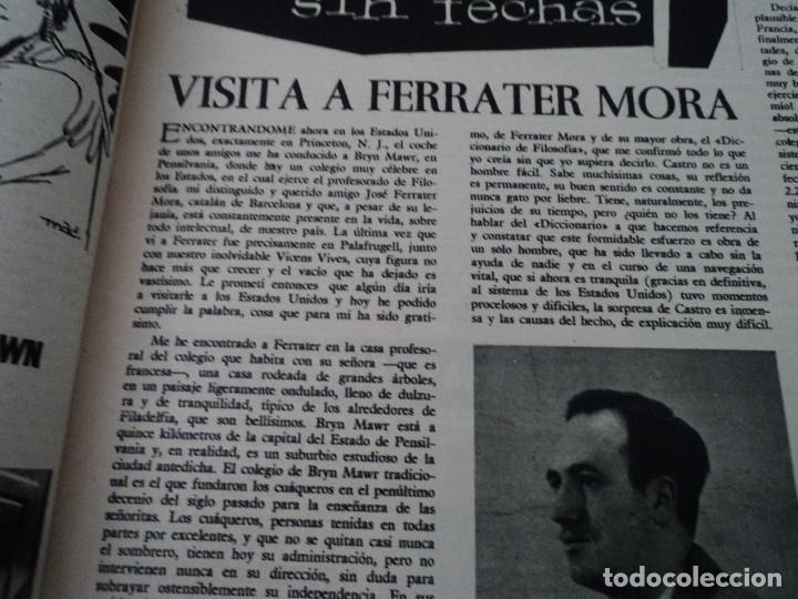 Coleccionismo de Revista Destino: REVISTA DESTINO LA VENDIMIA, RAINIERO Y MONTECARLO, ver fotos - Foto 5 - 192242576