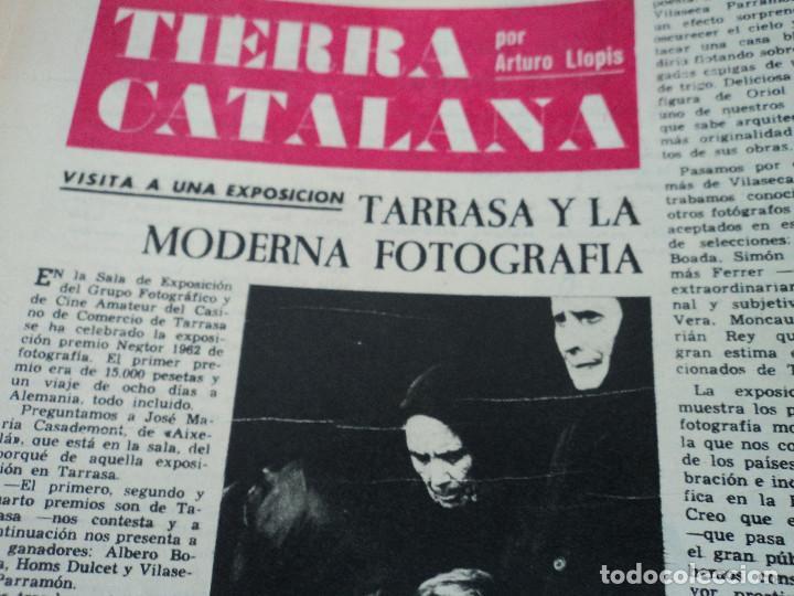 Coleccionismo de Revista Destino: REVISTA DESTINO LA VENDIMIA, RAINIERO Y MONTECARLO, ver fotos - Foto 8 - 192242576