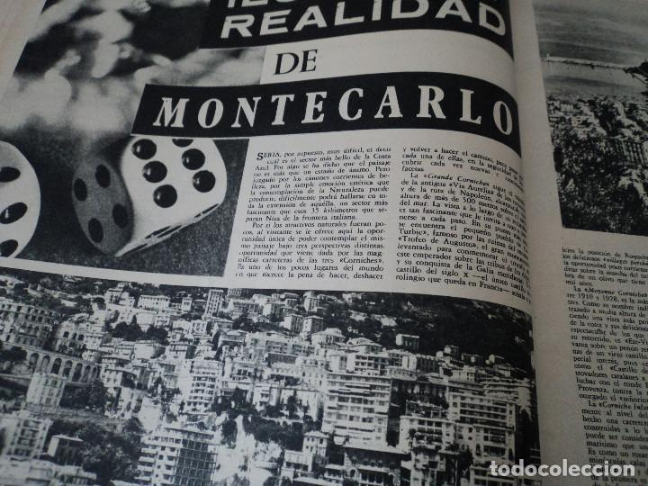 Coleccionismo de Revista Destino: REVISTA DESTINO LA VENDIMIA, RAINIERO Y MONTECARLO, ver fotos - Foto 9 - 192242576