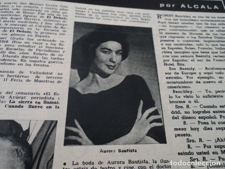 Coleccionismo de Revista Destino: REVISTA DESTINO LA VENDIMIA, RAINIERO Y MONTECARLO, ver fotos - Foto 14 - 192242576