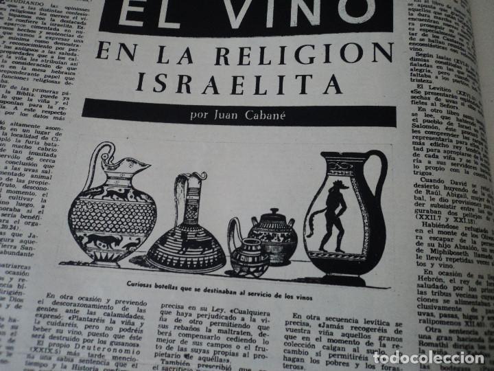 Coleccionismo de Revista Destino: REVISTA DESTINO LA VENDIMIA, RAINIERO Y MONTECARLO, ver fotos - Foto 16 - 192242576