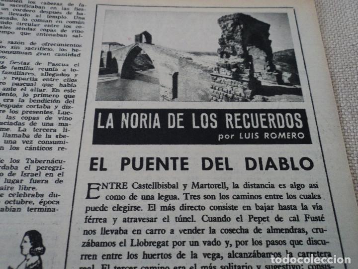 Coleccionismo de Revista Destino: REVISTA DESTINO LA VENDIMIA, RAINIERO Y MONTECARLO, ver fotos - Foto 17 - 192242576