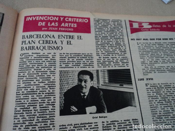 Coleccionismo de Revista Destino: REVISTA DESTINO LA VENDIMIA, RAINIERO Y MONTECARLO, ver fotos - Foto 19 - 192242576
