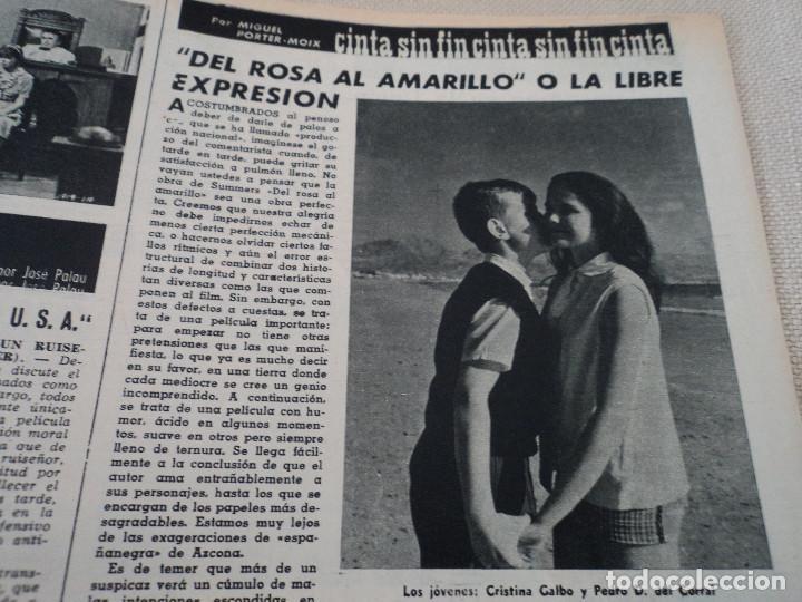 Coleccionismo de Revista Destino: REVISTA DESTINO LA VENDIMIA, RAINIERO Y MONTECARLO, ver fotos - Foto 20 - 192242576