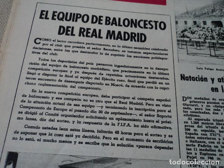 Coleccionismo de Revista Destino: REVISTA DESTINO LA VENDIMIA, RAINIERO Y MONTECARLO, ver fotos - Foto 21 - 192242576