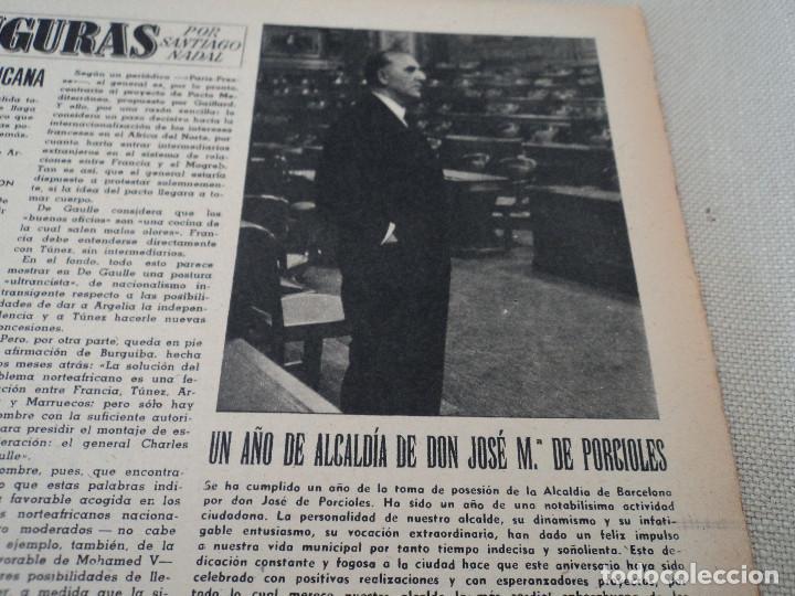 Coleccionismo de Revista Destino: REVISTA DESTINO LA FERIA DE LAS PALMAS Nº 1077, AÑO 1958 ver fotos - Foto 5 - 192242733
