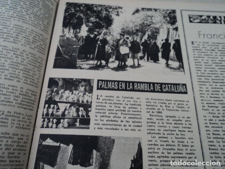 Coleccionismo de Revista Destino: REVISTA DESTINO LA FERIA DE LAS PALMAS Nº 1077, AÑO 1958 ver fotos - Foto 6 - 192242733