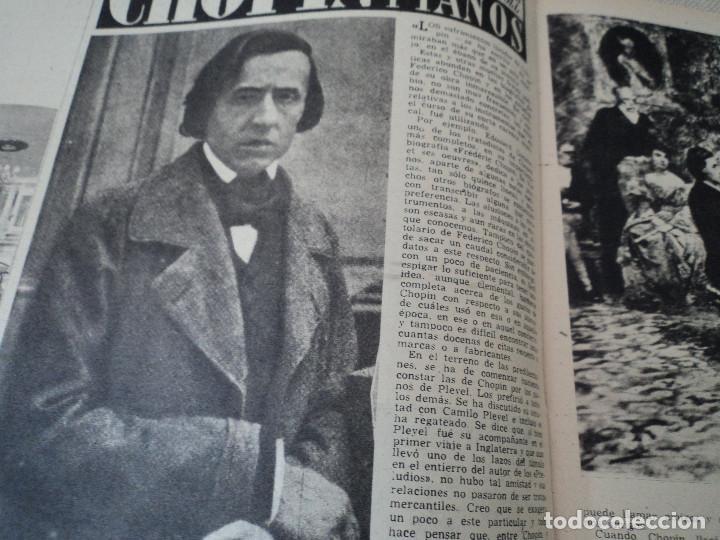 Coleccionismo de Revista Destino: REVISTA DESTINO LA FERIA DE LAS PALMAS Nº 1077, AÑO 1958 ver fotos - Foto 8 - 192242733