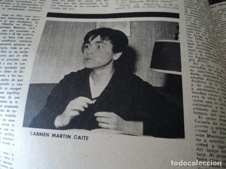 Coleccionismo de Revista Destino: REVISTA DESTINO LA FERIA DE LAS PALMAS Nº 1077, AÑO 1958 ver fotos - Foto 10 - 192242733