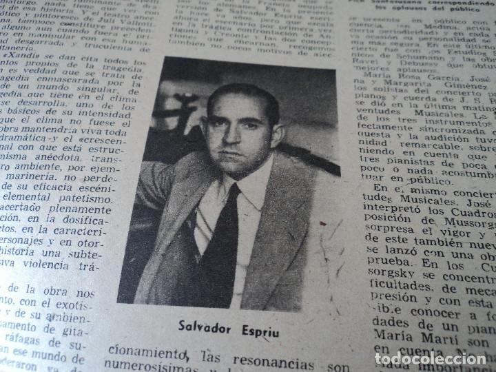 Coleccionismo de Revista Destino: REVISTA DESTINO LA FERIA DE LAS PALMAS Nº 1077, AÑO 1958 ver fotos - Foto 13 - 192242733