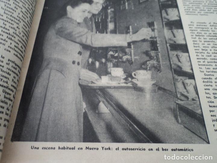 Coleccionismo de Revista Destino: REVISTA DESTINO EL JAPONES EN ZAPATILLAS Nº 945, AÑO 1955 ver fotos - Foto 3 - 192242841