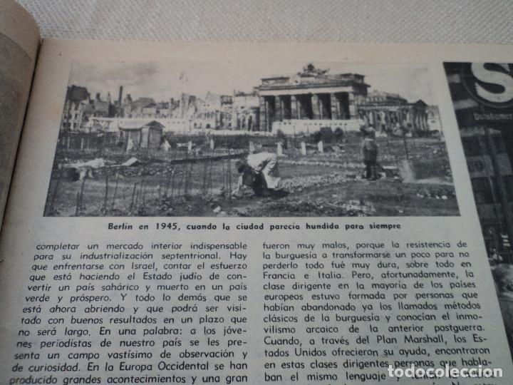 Coleccionismo de Revista Destino: REVISTA DESTINO EL JAPONES EN ZAPATILLAS Nº 945, AÑO 1955 ver fotos - Foto 6 - 192242841