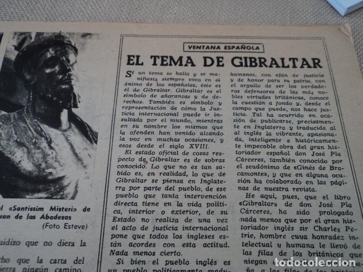 Coleccionismo de Revista Destino: REVISTA DESTINO EL JAPONES EN ZAPATILLAS Nº 945, AÑO 1955 ver fotos - Foto 7 - 192242841