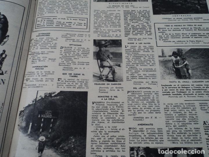 Coleccionismo de Revista Destino: REVISTA DESTINO EL JAPONES EN ZAPATILLAS Nº 945, AÑO 1955 ver fotos - Foto 8 - 192242841