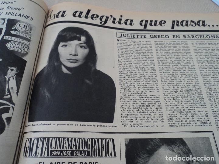 Coleccionismo de Revista Destino: REVISTA DESTINO EL JAPONES EN ZAPATILLAS Nº 945, AÑO 1955 ver fotos - Foto 10 - 192242841
