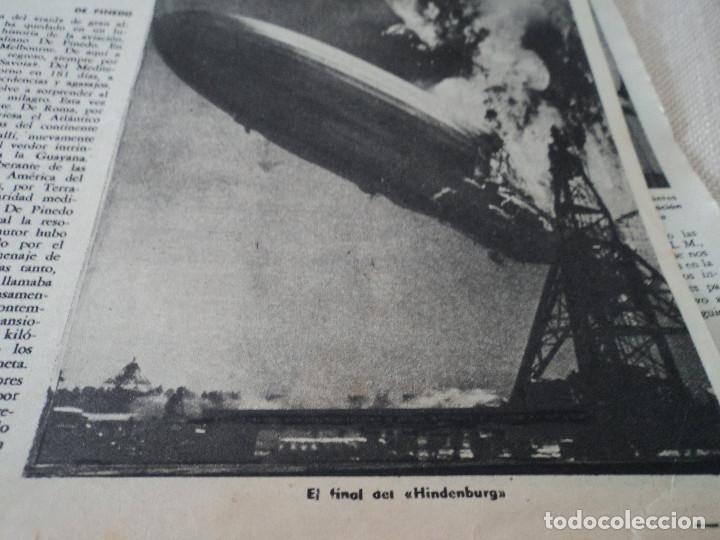 Coleccionismo de Revista Destino: REVISTA DESTINO PABLO GARSABALL Nº 883, AÑO 1954 ver fotos - Foto 3 - 192243237