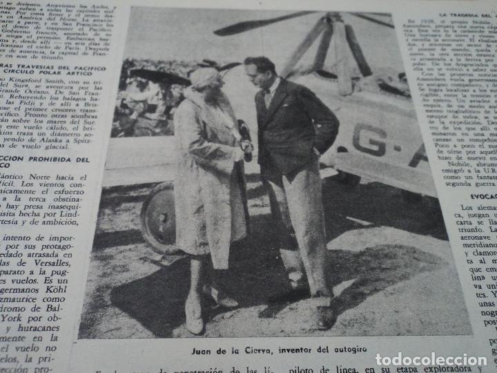 Coleccionismo de Revista Destino: REVISTA DESTINO PABLO GARSABALL Nº 883, AÑO 1954 ver fotos - Foto 4 - 192243237