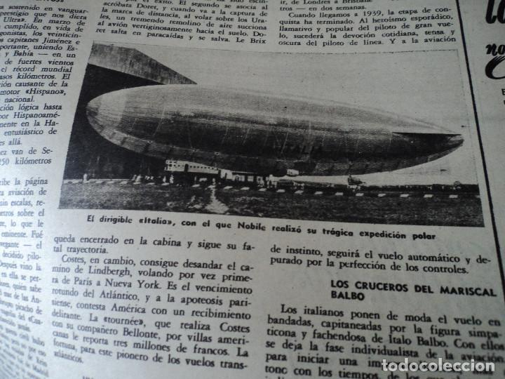 Coleccionismo de Revista Destino: REVISTA DESTINO PABLO GARSABALL Nº 883, AÑO 1954 ver fotos - Foto 5 - 192243237