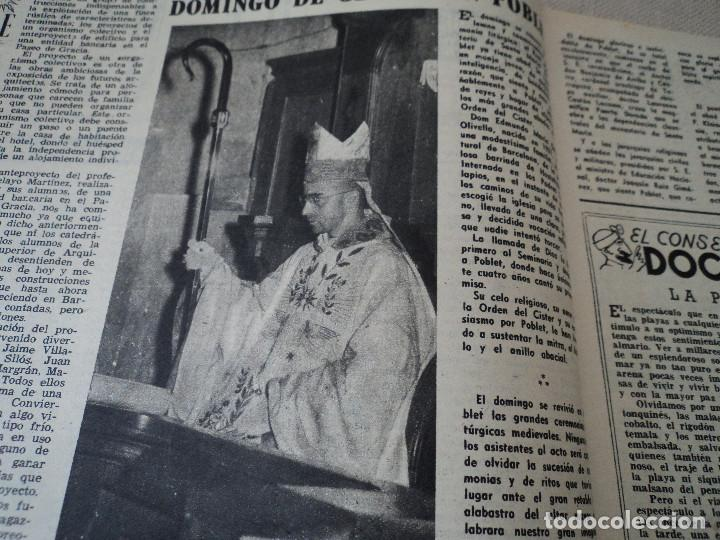 Coleccionismo de Revista Destino: REVISTA DESTINO PABLO GARSABALL Nº 883, AÑO 1954 ver fotos - Foto 6 - 192243237