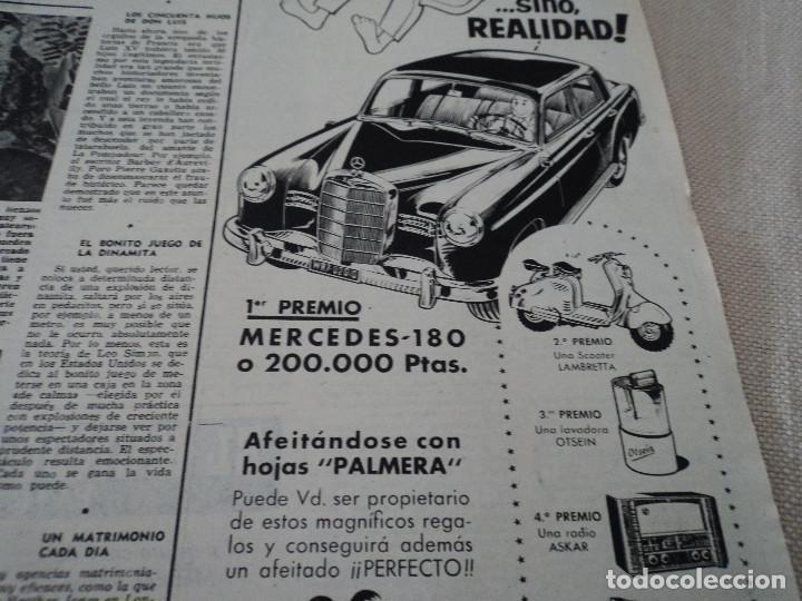 Coleccionismo de Revista Destino: REVISTA DESTINO PABLO GARSABALL Nº 883, AÑO 1954 ver fotos - Foto 7 - 192243237