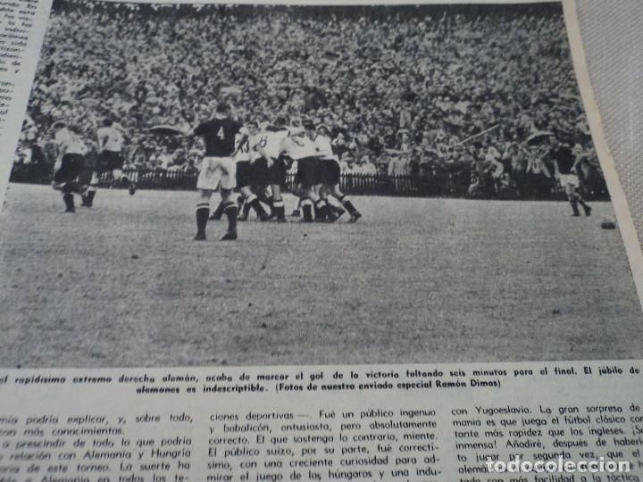 Coleccionismo de Revista Destino: REVISTA DESTINO PABLO GARSABALL Nº 883, AÑO 1954 ver fotos - Foto 9 - 192243237