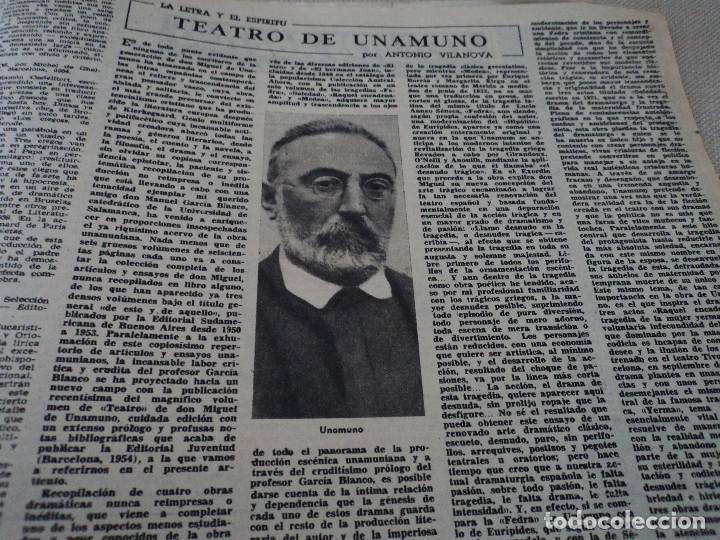 Coleccionismo de Revista Destino: REVISTA DESTINO PABLO GARSABALL Nº 883, AÑO 1954 ver fotos - Foto 11 - 192243237