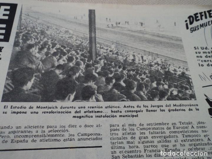 Coleccionismo de Revista Destino: REVISTA DESTINO PABLO GARSABALL Nº 883, AÑO 1954 ver fotos - Foto 13 - 192243237
