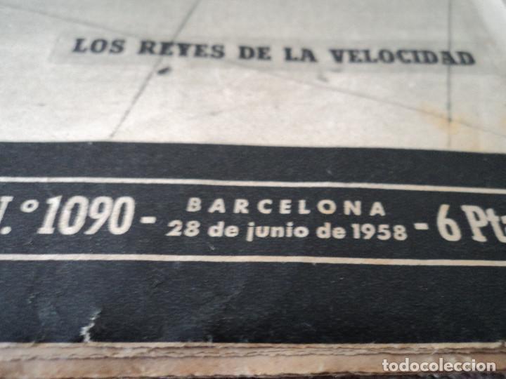 Coleccionismo de Revista Destino: REVISTA DESTINO JUAN ESTELRICH Nº 1090, AÑO 1958 ver fotos - Foto 2 - 192243400
