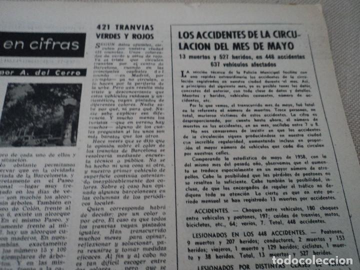 Coleccionismo de Revista Destino: REVISTA DESTINO JUAN ESTELRICH Nº 1090, AÑO 1958 ver fotos - Foto 7 - 192243400