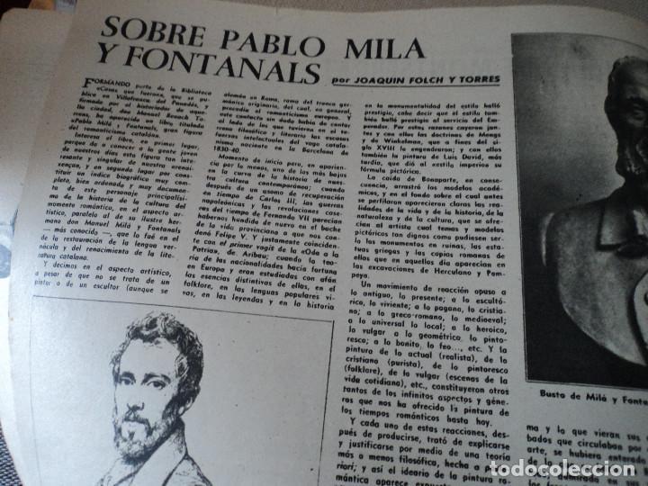 Coleccionismo de Revista Destino: REVISTA DESTINO JUAN ESTELRICH Nº 1090, AÑO 1958 ver fotos - Foto 9 - 192243400
