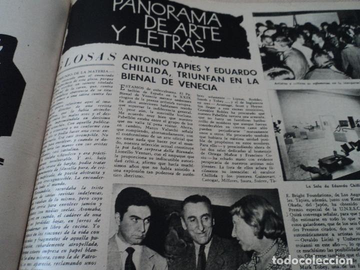 Coleccionismo de Revista Destino: REVISTA DESTINO JUAN ESTELRICH Nº 1090, AÑO 1958 ver fotos - Foto 11 - 192243400