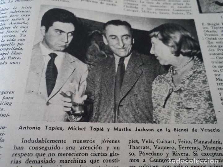 Coleccionismo de Revista Destino: REVISTA DESTINO JUAN ESTELRICH Nº 1090, AÑO 1958 ver fotos - Foto 12 - 192243400