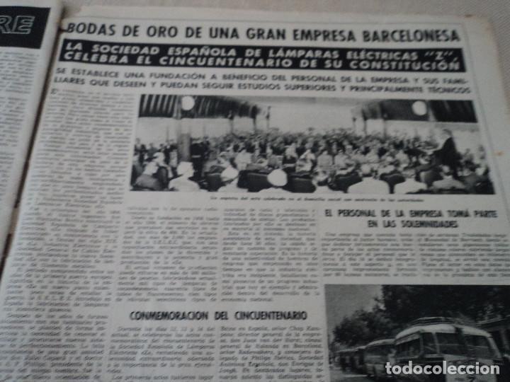 Coleccionismo de Revista Destino: REVISTA DESTINO JUAN ESTELRICH Nº 1090, AÑO 1958 ver fotos - Foto 13 - 192243400