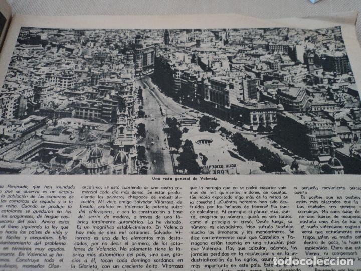 Coleccionismo de Revista Destino: REVISTA DESTINO EL RELOJ MAS FAMOSO DEL MUNDO Nº 972, AÑO 1956 ver fotos - Foto 4 - 192243558