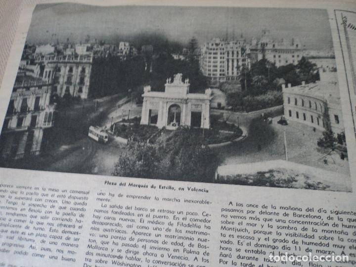 Coleccionismo de Revista Destino: REVISTA DESTINO EL RELOJ MAS FAMOSO DEL MUNDO Nº 972, AÑO 1956 ver fotos - Foto 5 - 192243558