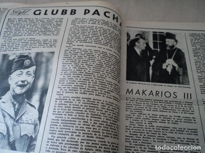 Coleccionismo de Revista Destino: REVISTA DESTINO EL RELOJ MAS FAMOSO DEL MUNDO Nº 972, AÑO 1956 ver fotos - Foto 7 - 192243558