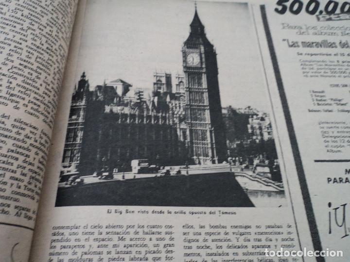 Coleccionismo de Revista Destino: REVISTA DESTINO EL RELOJ MAS FAMOSO DEL MUNDO Nº 972, AÑO 1956 ver fotos - Foto 10 - 192243558