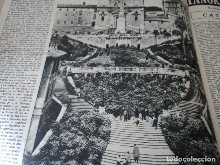 Coleccionismo de Revista Destino: REVISTA DESTINO EL RELOJ MAS FAMOSO DEL MUNDO Nº 972, AÑO 1956 ver fotos - Foto 12 - 192243558