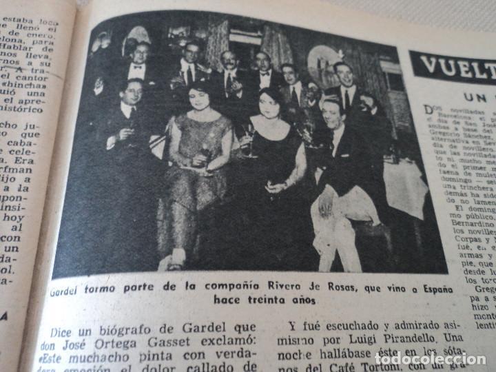 Coleccionismo de Revista Destino: REVISTA DESTINO EL RELOJ MAS FAMOSO DEL MUNDO Nº 972, AÑO 1956 ver fotos - Foto 20 - 192243558