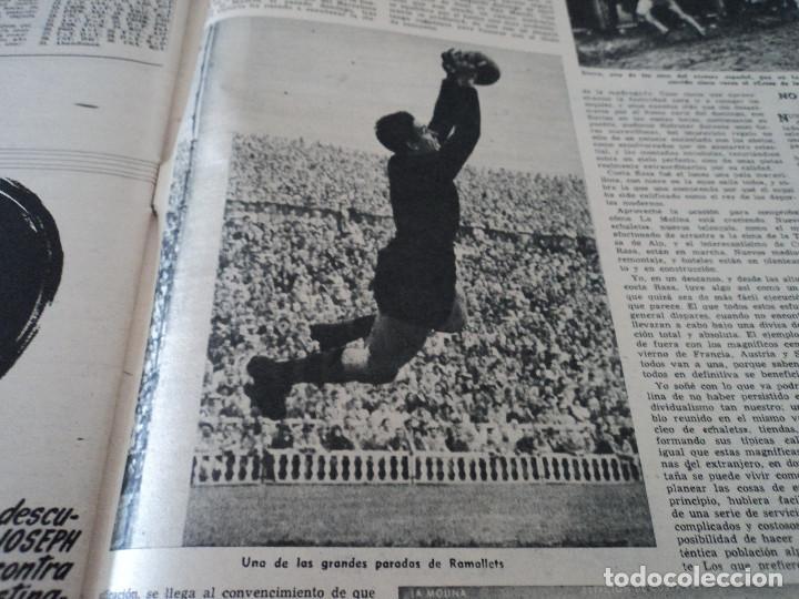 Coleccionismo de Revista Destino: REVISTA DESTINO EL RELOJ MAS FAMOSO DEL MUNDO Nº 972, AÑO 1956 ver fotos - Foto 21 - 192243558