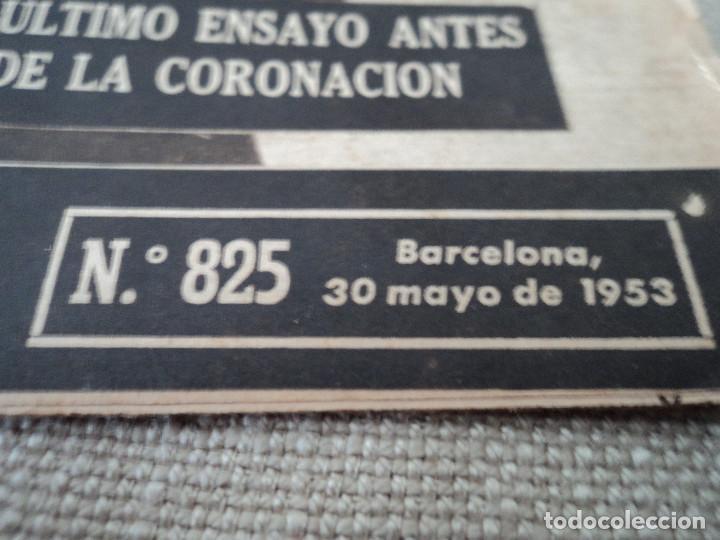 Coleccionismo de Revista Destino: REVISTA DESTINO Nº 972, AÑO 1953 MOMIAS EN EL VALLE DE LOS REYES ver fotos - Foto 2 - 192243718