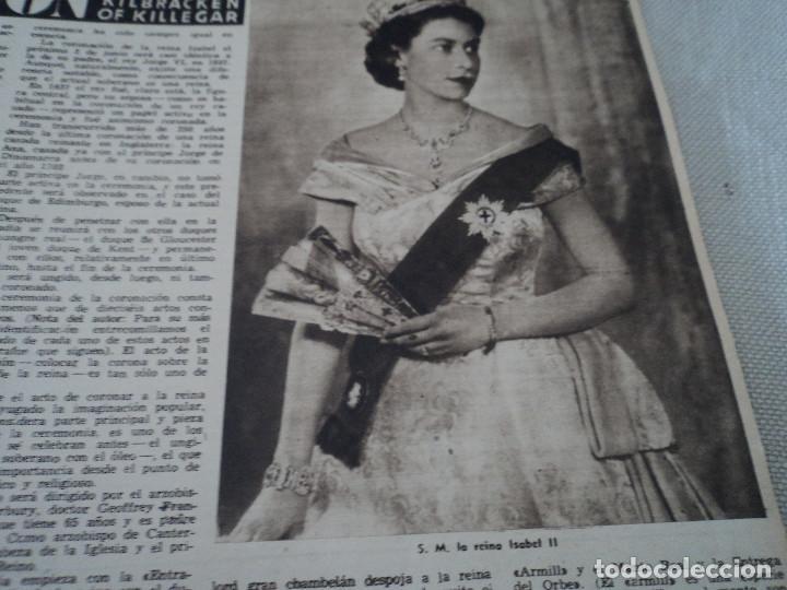 Coleccionismo de Revista Destino: REVISTA DESTINO Nº 972, AÑO 1953 MOMIAS EN EL VALLE DE LOS REYES ver fotos - Foto 10 - 192243718