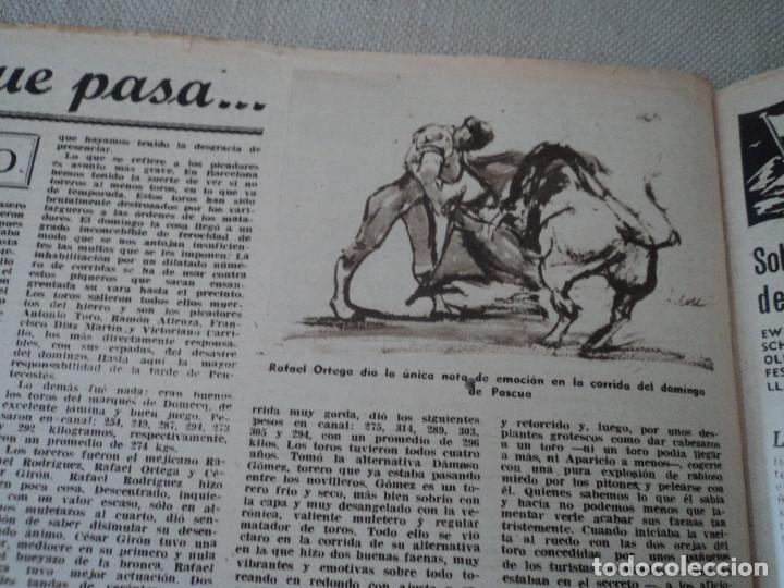 Coleccionismo de Revista Destino: REVISTA DESTINO Nº 972, AÑO 1953 MOMIAS EN EL VALLE DE LOS REYES ver fotos - Foto 14 - 192243718